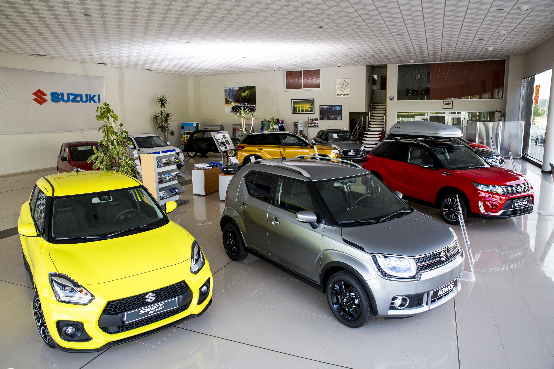 Viper Suzuki Ourense Exposición