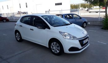 PEUGEOT 208 5P ACCESS 1.6 BlueHDi completo